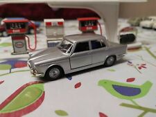 ALFA ROMEO 2300 OSI SILVER. DIECAST MODEL CAR BRAZILIAN COLLECTION NICE DETAIL