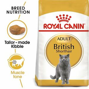 Royal Canin Adult British Shorthair Dry Cat Food FREE NEXT DAY DELIVERY