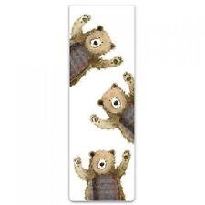 Alex Clark Magnetic Bookmark - BIG BEAR HUGS - Bookmark Size 8cm x 2.5cm