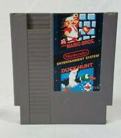 Nintendo NES - Super Mario Bros / Duck Hunt Game