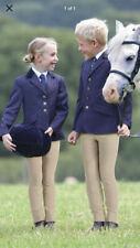 Shires Childs Aston Navey Show Jacket 28""