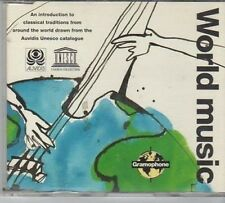 (CY556) World Music, Intro to Classical Traditions - 1996 DJ CD