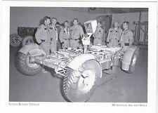 "*POSTCARD-""The Lunar Roving Vehicle"" @ Huntsville, Alabama Air & Space (#16)"