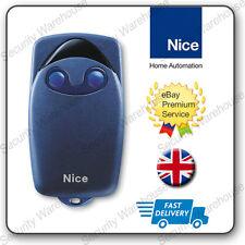 U9A5 NICE FLO2 Clé Bouton Porte-clés Télécommande Code électrique Portail