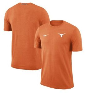 NIKE TEXAS LONGHORNS Coaches Sideline Performance MEN SHIRT