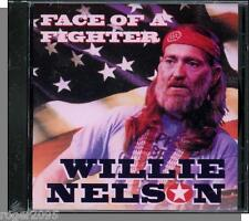 Willie Nelson - Face of a Fighter - New 18 Song Country CD! Import!