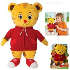 "Daniel Tiger's Neighborhood Friend Plush Toy Talks Sings 12"" Kids Toddler - New"