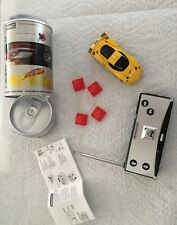 Mini RC Remote Control Car in a Plastic Soda Can