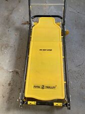 Total Trolley 42'' Collapsible Hand Cart 4 in 1 Step Ladder Cart 150 lb Max Load