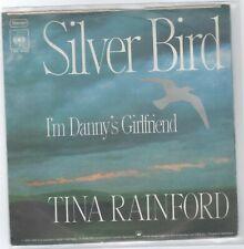 "Tina Rainford ---Silver Bird / 7"" Single"