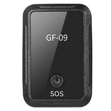 GF-09 Magnetic GPS Tracker Car Spy GSM GPRS Real Time Tracking Locator Device