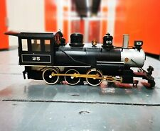 More details for bachmann china train steam engine locomotive number 25 18