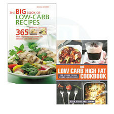The Low Carb High Fat Cookbook: 100 Recipes to Lose Weight and Feel Great by Sten Sture Skaldeman (Hardback, 2013)