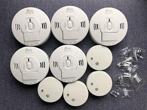 Kidde 10SCO Smoke and Carbon Monoxide Alarm Voice Notification - 5 + 4 Extra