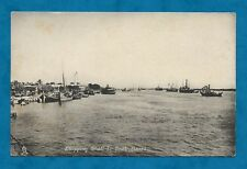 C1910s RAPHAEL TUCK PC SHIPPING SHATT-EL-ARAB, BASRA, IRAQ