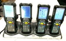 (4) X Symbol Motorola Mc9090-Gf0Jbaga2Wr 28Key Ce5 Mono Crd9000+Charhger+P.S+4