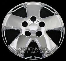 "08-12 Ford Escape XLS XLT 16"" CHROME Wheel Skins Hub Caps New 5 Spoke Rim Covers"