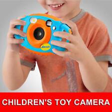 "AMKOV Mini Digital Camera 1.77"" Color LCD HD 720P 5MP For Children Kids Gift UK%"