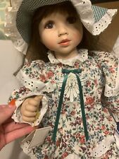 Vintage Lloyd Middleton Royal Vienna Doll Collection Adrianne