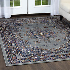 "Persien SILVER AREA RUG RUNNER 2 x 8 ORIENTAL CARPET 69 - ACTUAL 1' 10"" x 7' 3"""