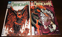 BATWOMAN #17 & #18 (9.6-9.8) Time Of Your Life
