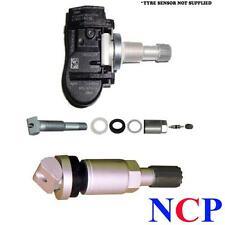 CHRYSLER SEBRING PT CRUISER pacifica della pressione degli pneumatici KIT RIPARAZIONE VALVOLA TPMS