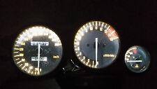 Blanco Yamaha Yzf600 Thundercat LED Dash Kit de conversión de Reloj lightenupgrade