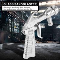 Pneumatische Portable Sandstrahlpistole Strahlpistohle Sandstrahler Blaster Gun.