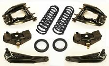 NEW! 1964-1966 Mustang Suspension Kit Upper Lower Control Arms, Spring Saddles