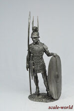 Tin soldier, figure. Roman Legionnaire 54 mm