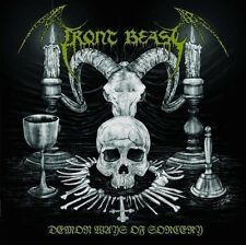 Front Beast - Demon Ways of Sorcery CD 2013 black metal Germany