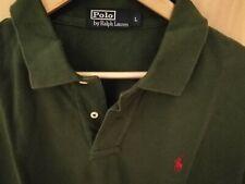 Polo unisex, Polo Ralph Lauren, color verde, talla L, poco usado, como nuevo.