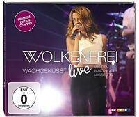 Wolkenfrei - Wachgekusst (Live) [New CD] With DVD, Germany - Import