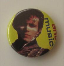 ADAM AND THE ANTS OLD METAL BUTTON BADGE FROM THE 1980's VINTAGE RETRO ANT MUSIC