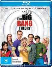 The Big Bang Theory COMPLETE Season 9 : NEW Blu-Ray