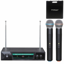 TODO TJPHH52 Wireless Dynamic Microphone