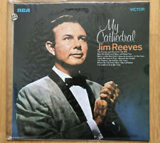 Jim Reeves - My Cathedral (Vinyl) LP Very Good Condition