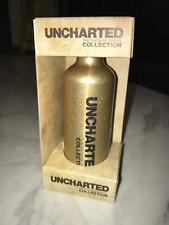 PS4 UNCHARTED THE NATHAN DRAKE COLLECTION WATER FLASK ASIA EXCLUSIVE, RARE!