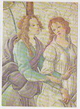 CP Postcard ART TABLEAU SANDRO BOTTICELLI Fresque  ville Lemmi Vénus & Graces
