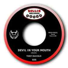 "TONY DIAVOLO - ""DEVIL IN YOUR MOUTH"" HOT ROCKIN' BLUES BOPPER - SEE VIDEO"