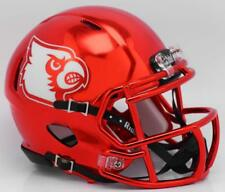 Helmet Replica Mini Speed Chrome Alternate - NCAA - Louisville Cardinals