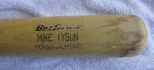 VINTAGE MIKE TYSON ST. LOUIS CARDINALS ADIRONDACK BIG STICK 270B GAME-USED BAT