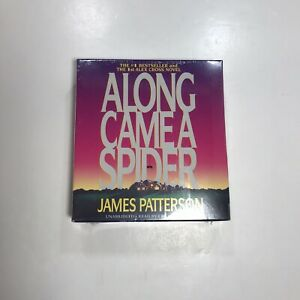 Along Came A Spider By James Patterson AUDIO CD