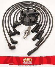 Ignition & Spark Plug/Lead kit - for Nissan Patrol GU (Y61) 4.5P TB45E (97-01)