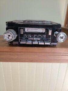 1978 Delco AM/FM Cassette GM Radio Factory Original