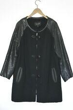 WOW Isabel Marant Ladies Wool  leather Baseball / Varsity Coat Jacket UK10 SMALL