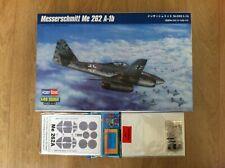 Hobby Boss 80375 1/48 Me 262 A-1b plus bonus