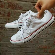 CONVERSE ALL STAR 9 WHITE Trainers CT Chuck Taylor Low Lo Very Good EUR 42.5