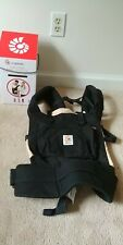 Ergobaby Original Baby Carrier Black Camel Three Positions 0 To 48 Months