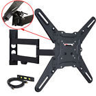 Articulating Tilt TV Wall Mount for Samsung 32 39 40 43 46 48 50 55
